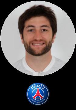 Mathieu Lacome - PSG