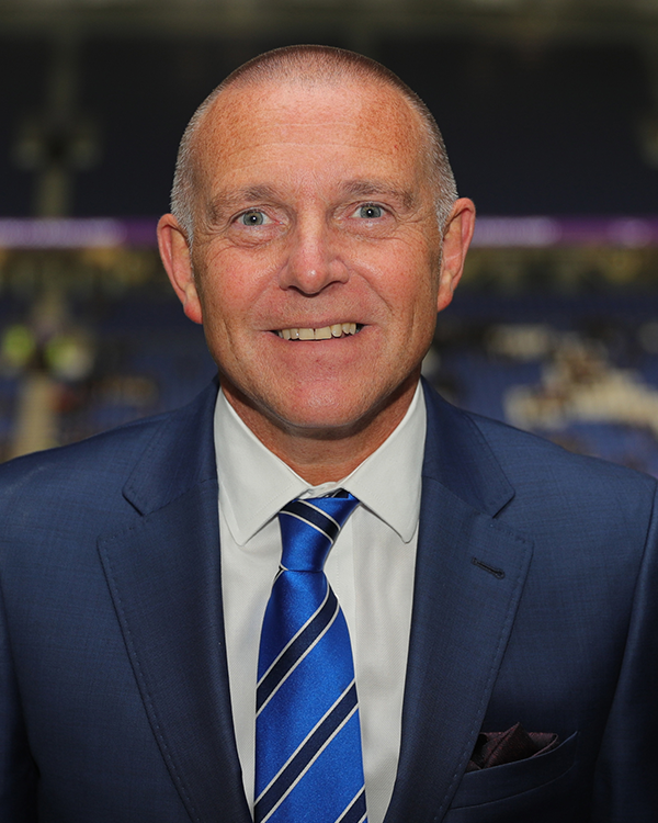Paul Barber - Chief Executive and Deputy Chairman